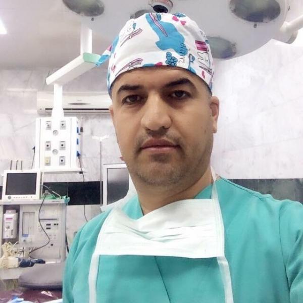 الدكتور كنعان حميد داودى