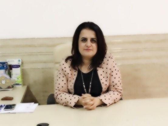 الدكتورة دیمەن حسين محمد