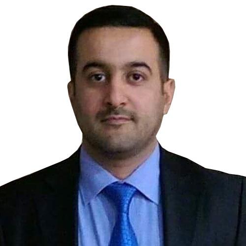 الدكتور ابراهيم طارق الرفاعي