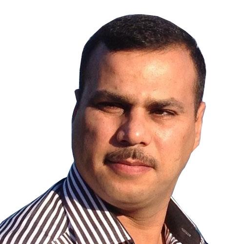 الدكتور عماد حسين ساجت