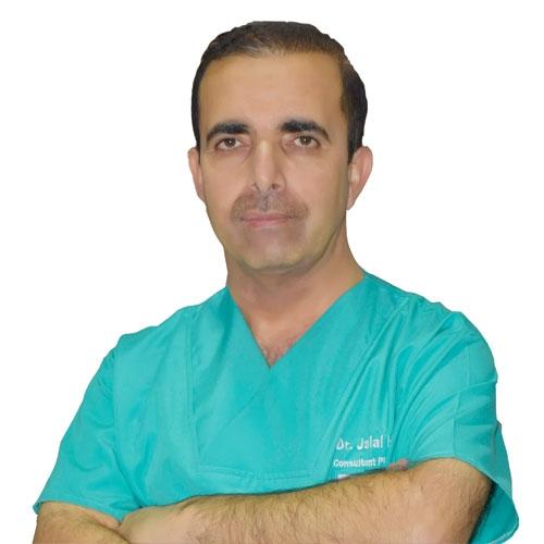الدكتور جلال حمه صالح فتاح
