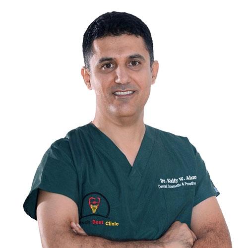 الدكتور كيفي ولي أحمد