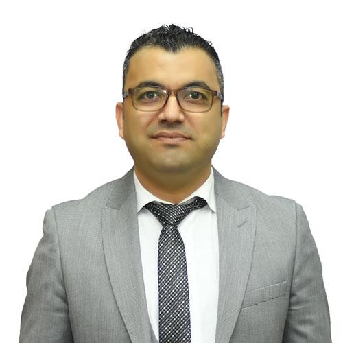 الدكتور كارزان كاظم حسين