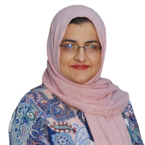 الدكتورة ليزان جلال علي شاه