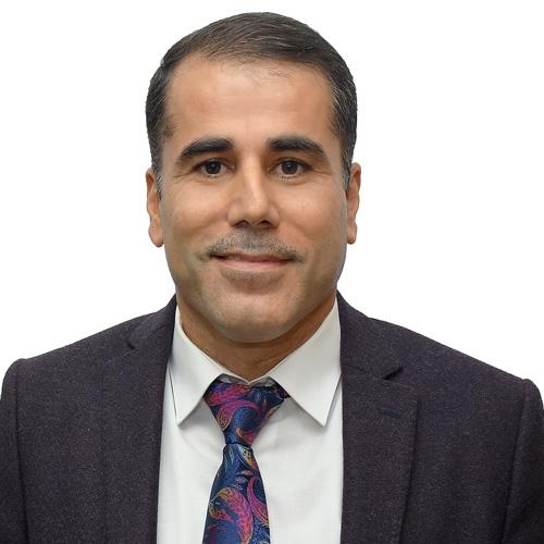 الدكتور مجيد حسن شيخاني
