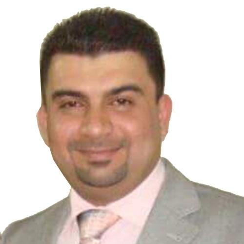 الدكتور متين يشار زين العابدين