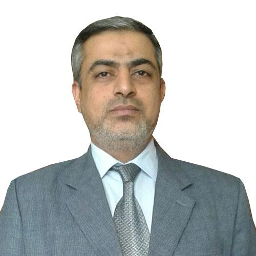 الدكتور مؤيد صالح المسعودي