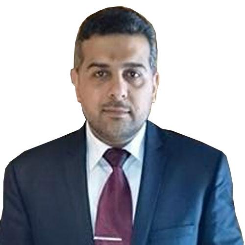 الدكتور محمد ضامن العريض
