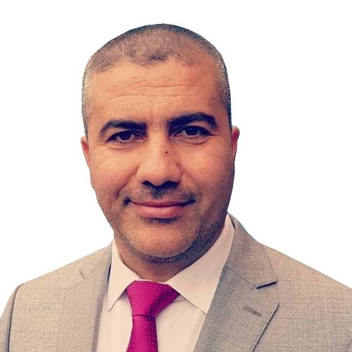 الدكتور مهند محمد حسن