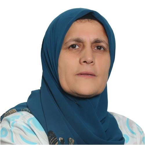 الدكتورة مرشيدة بلال احمد