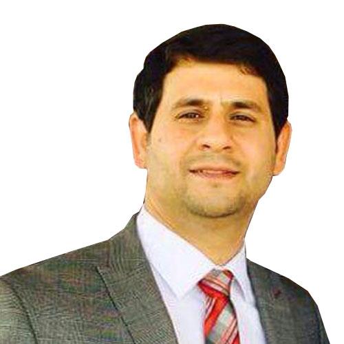 الدكتور مصطفى محمد العنزي