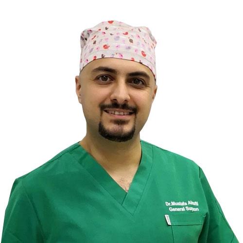 الدكتور مصطفى شكري المفتي
