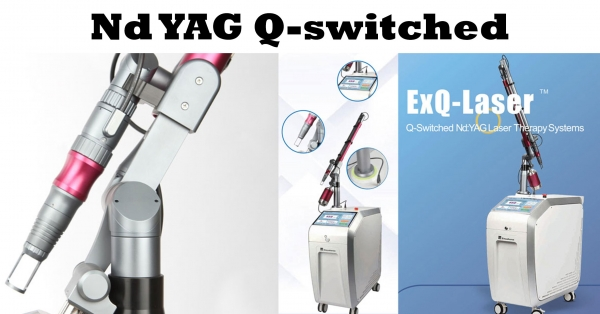 Nd YAG Q-switched - Laser Theraby Systems - Sincoheren