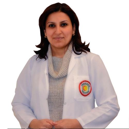 الدكتورة نيان صلاح حيدري