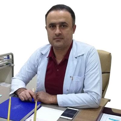 الدكتور نوزاد علي عبد الله