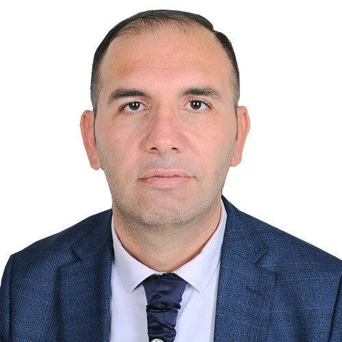 الدكتور عمر خالد عمر اغا