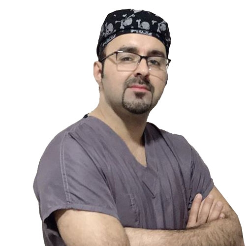 الدكتور عمر عبدالله كافروشي