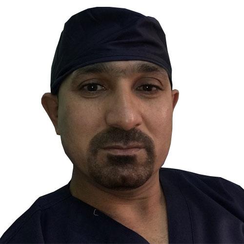 الدكتور قاسم طريم الركابي