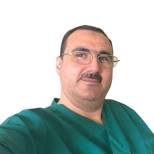 الدكتور رأفت عبدالكريم محمد