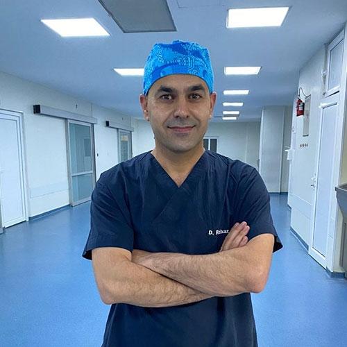 الدكتور ريباز همزه جاف