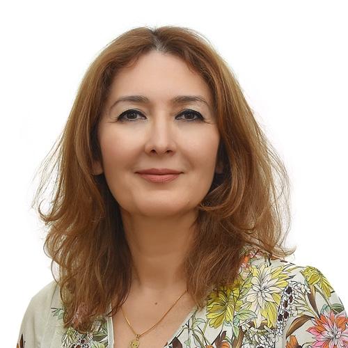 الدكتورة صبا علي رشيد