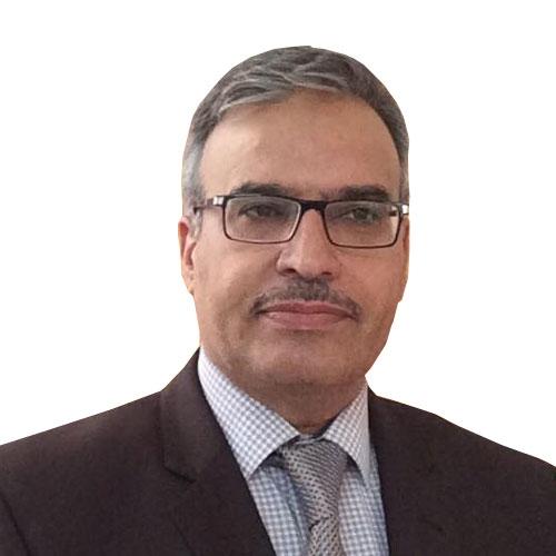 الدكتور سبهان محمد عبد المولى