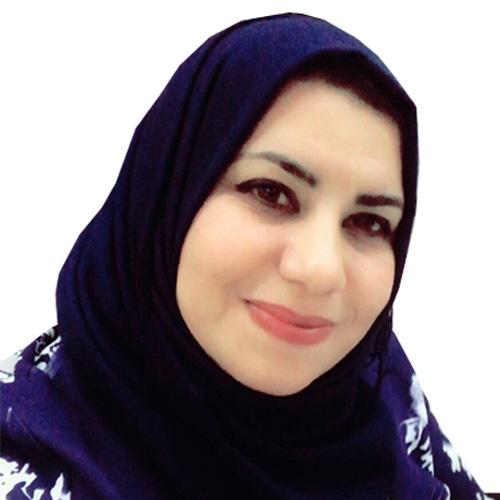الدكتورة سراب خلف الجبوري