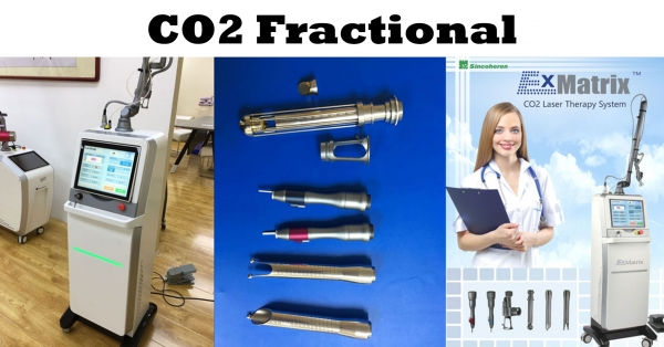 CO2 Fractional