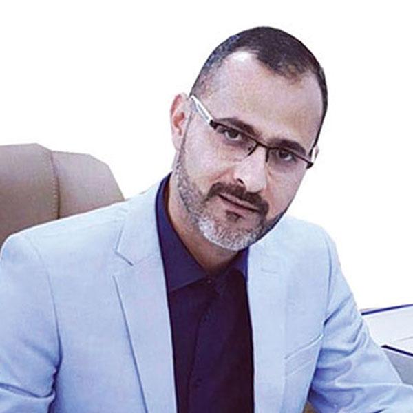 الدكتور اسامة سعد مظلوم