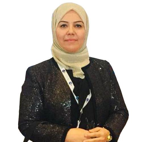 الدكتورة وفاء عبد الكريم الجبوري