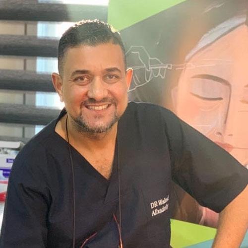 الدكتور وليد عبدالقادر الحديثي