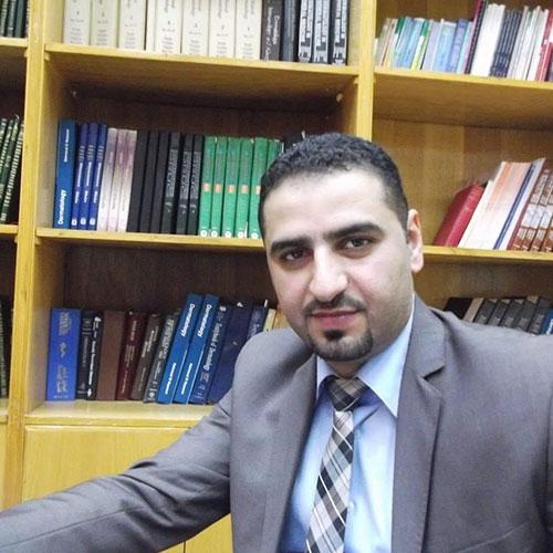 الدكتور وسام صالح الشمري