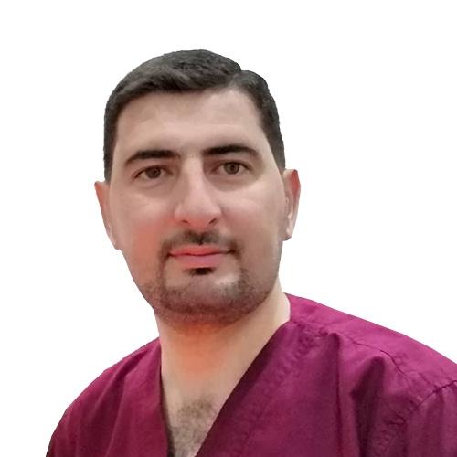 الدكتور يزن حسام الدين آل فليح