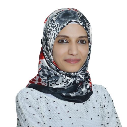 الدکتورة زهراء احمد شهاب