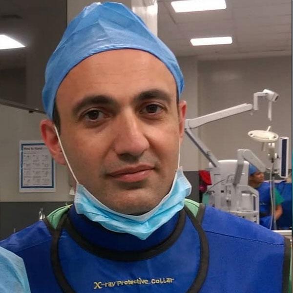 الدكتور علي موسى خليل