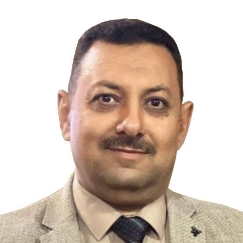 الدكتور عامر سامي الخضيري