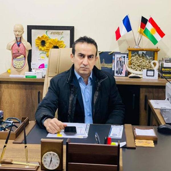 الدكتور بشير علي عبدي