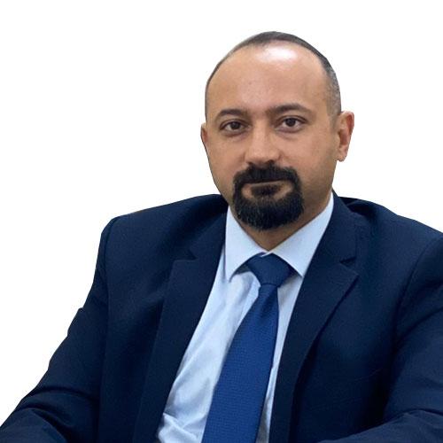 الدكتور ايهاب صفاء الدين المشايخي