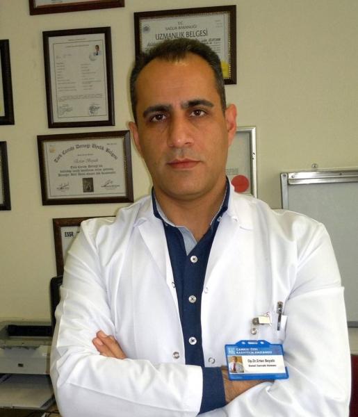 الدكتور ارتان ايدن عباس البياتي