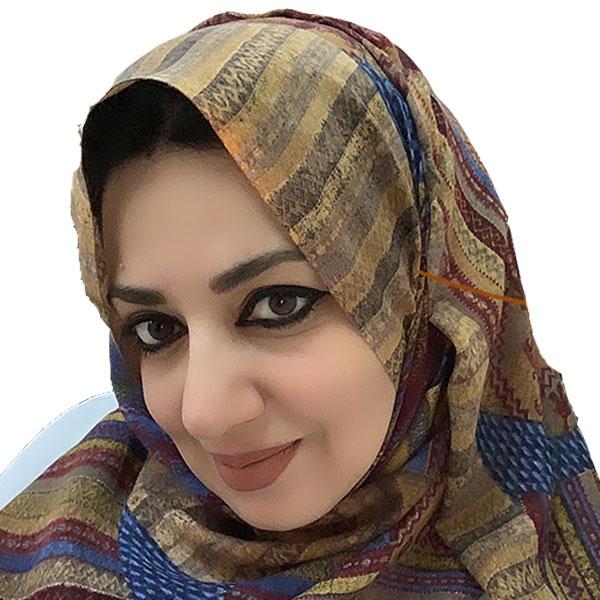 الدكتورة فرح الاسدي