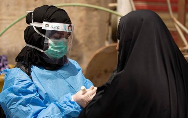 أطباء على جبهة كورونا في العراق: منهكون بلا معدات ولا رواتب