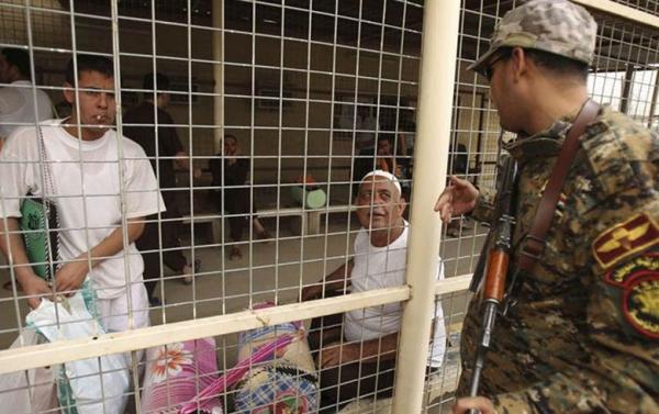 إصابة 111 نزيلا وموقوفا بكورونا.. حقوق الانسان تحذر من اكتظاظ السجون