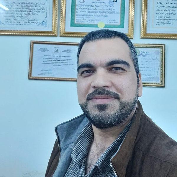 الدكتور حارث عباس الخفاجي