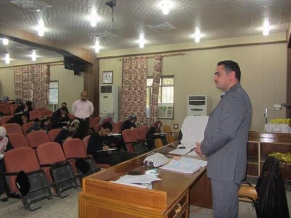 الدكتور مصدق حسين ال يوسف