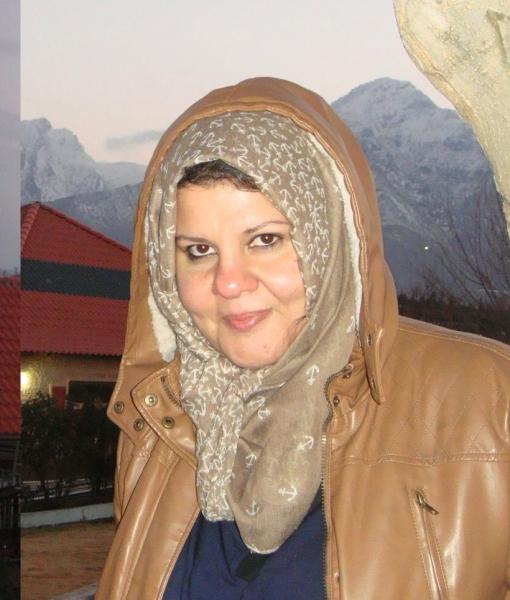 الدكتورة دينا قاسم