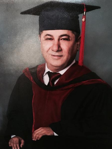 الدكتورعبدالله سعيد عبدالله