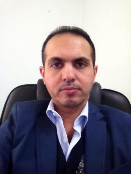 الدكتور أحمد نهاد ابتر زنگنه