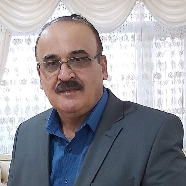 الدكتور مازن جمعة ابراهيم