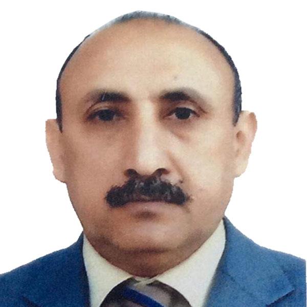 الدكتور ناجي عبدالله احمد الحلبوسي