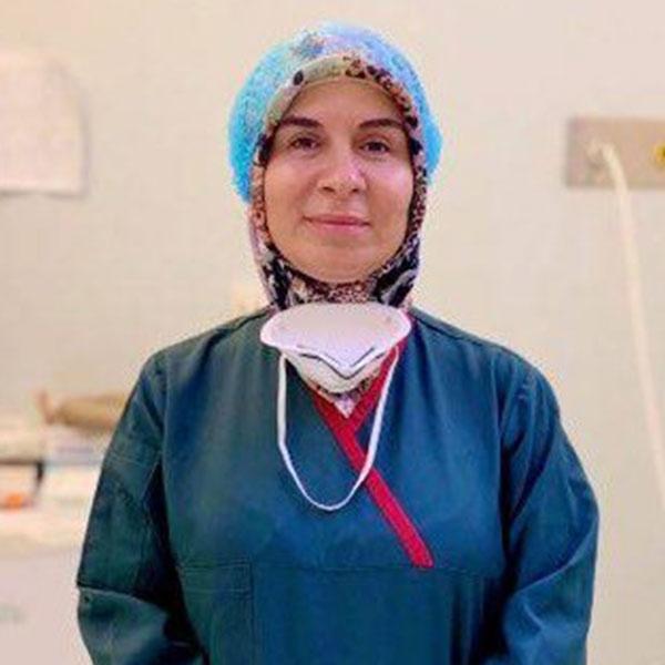 الدكتورة نرمين طه مصطفى